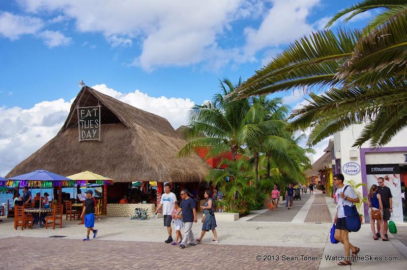 01-03-14 Western Caribbean Cruise - Day 6 - Cozumel - IMGP1097.JPG
