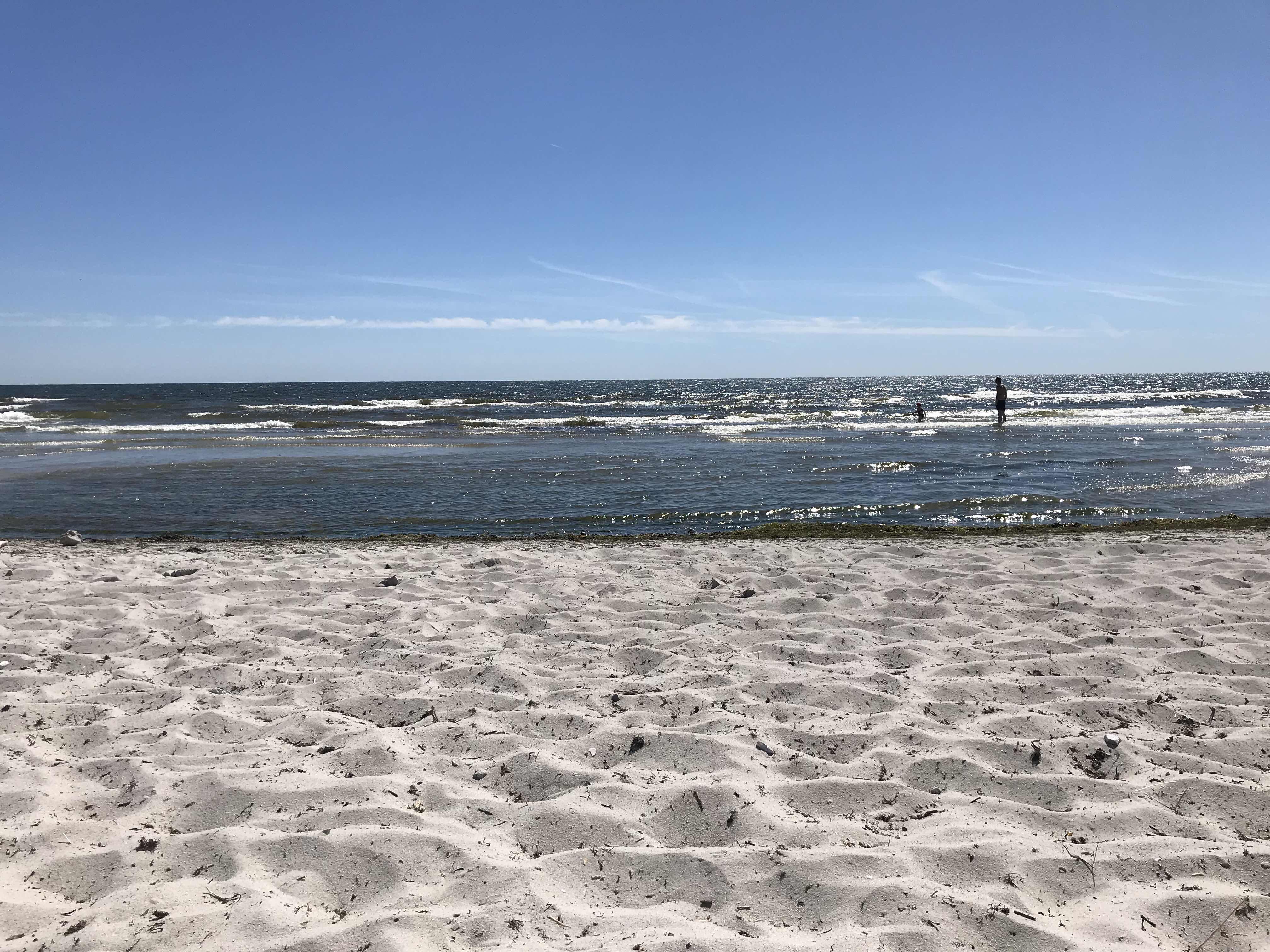Kämpinge och havet