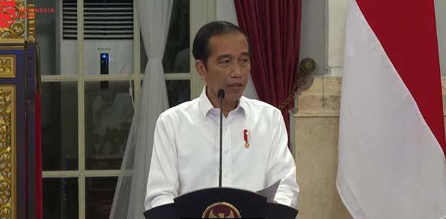 Jika Kemarahannya Tak Berujung Reshuffle, Bukti Presiden Jokowi Ditekan Kekuatan Politik Tertentu