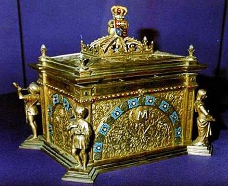 Caseta cu inima Reginei Maria va fi expusă la Muzeul Bucovinei