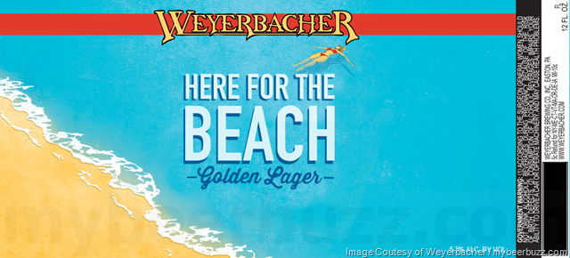 Weyerbacher Here For The Beach & Welcome To The Beach