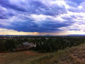 Above Laramie