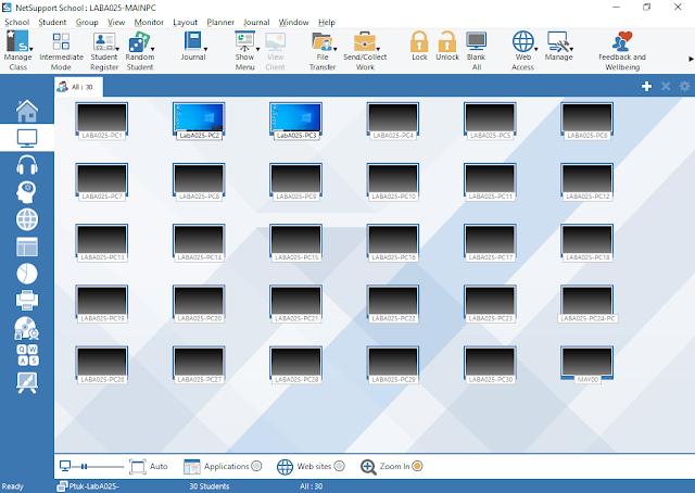 تحميل برنامج NetSupport School نسخة 2020 للتحكم بالأجهزة عن بعد - دروس4يو Dros4U
