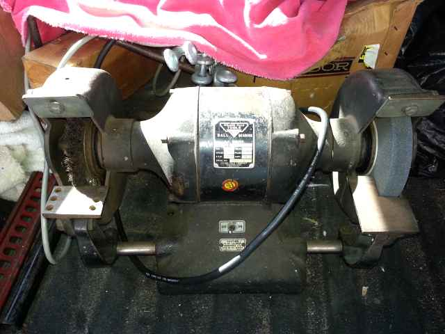 8 Bench Grinders For Sale