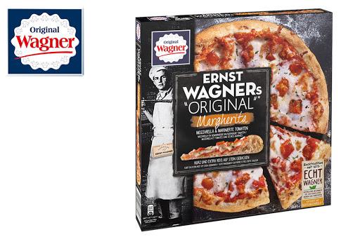 """Bild für Cashback-Angebot: ERNST WAGNERs """"ORIGINAL"""" Pizza Margherita - Wagner"""