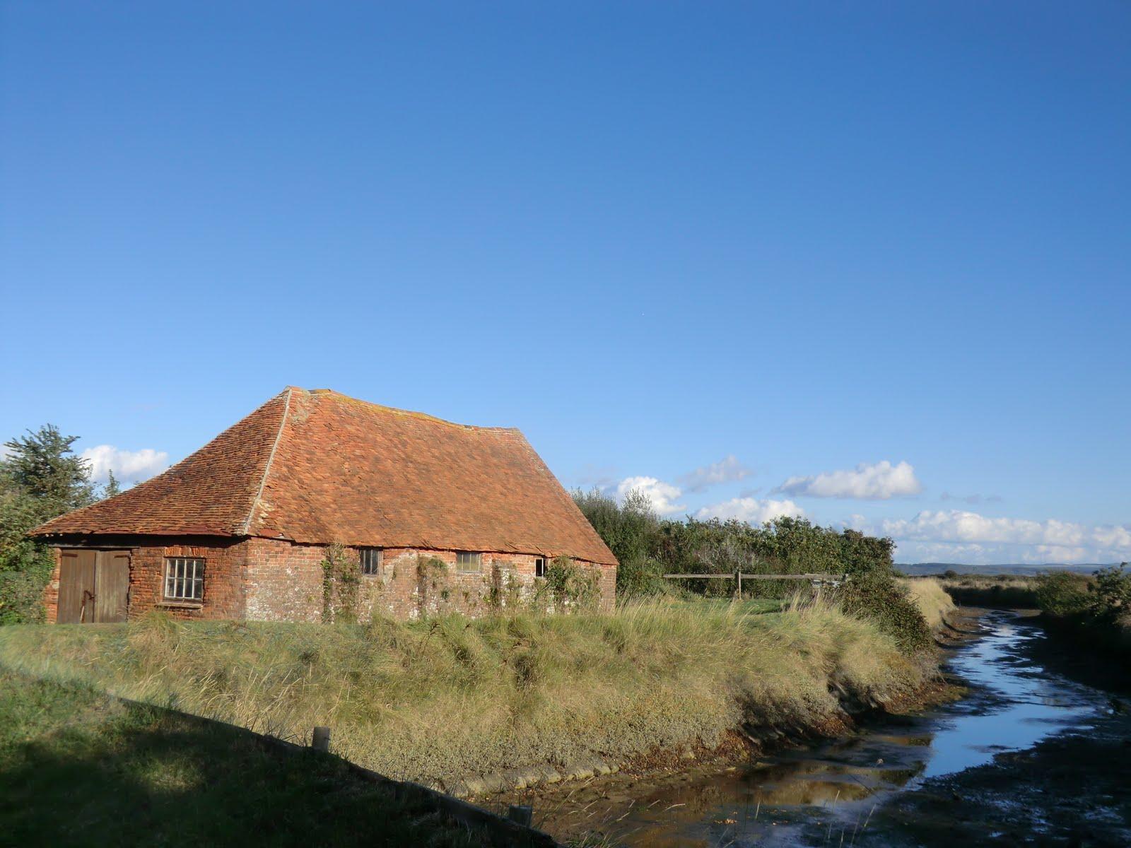 CIMG5139 Old salt boiling house at Moses Dock