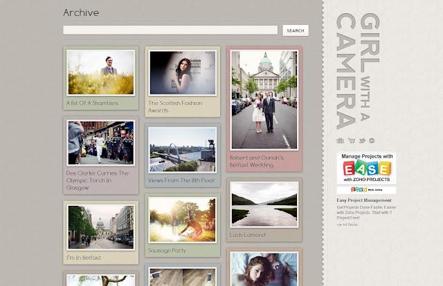*當女孩與相機這兩個對到焦時:Girl With A Camera Web Site 8