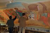 Роспись Иоанно-Предтеченского храма г.Ижевск 2011