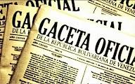Gaceta Oficial de la República de Venezuela Nº 35.816 de fecha 13 de octubre de 1995