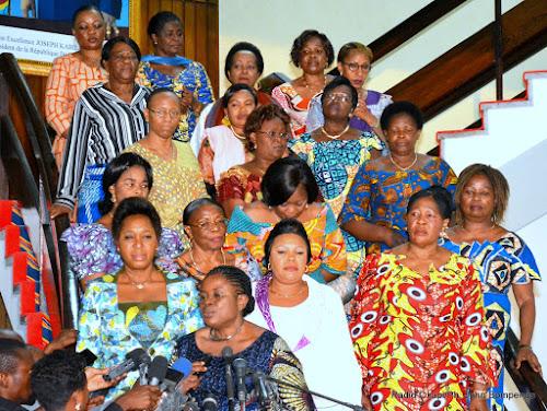 Rencontre des femmes congolaises