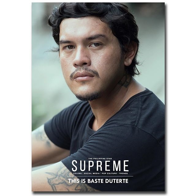 Baste Duterte for PhilStar Supreme 3