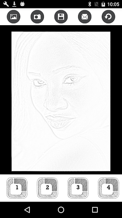 Photo Effects: Pencil Sketch 2.9 screenshot 640045