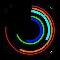 Polar Clock Live Wallpaper icon