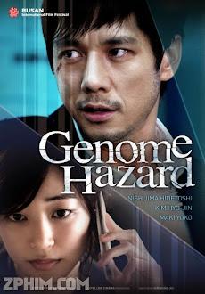 Người Không Tên - Genom Hazard (2013) Poster