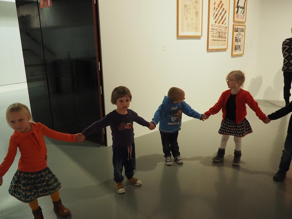 Leefgroep 1 ging naar het museum. - PA200089.JPG