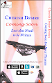 Cherish Desire Divinations: The Bears, Coming Soon, Max D, erotica, shapeshifter