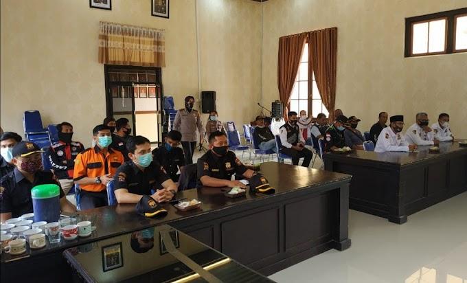Polres Bukittinggi Gelar Sosialisasi Quotioner Puslitbang Kinerja Polri, Undang Senkom Mitra Polri