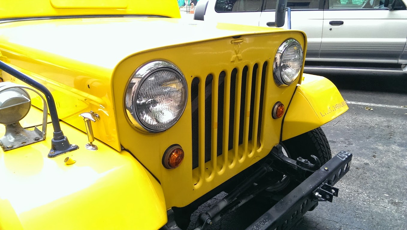 Factory Produced Classic Jeep Turbo Diesel Expedition Portal 1953 Cj3b For Sale I Live In The North Georgia Mountains With Virtually Unlimited Access To Trails And Fire Roads So Probably Put Close 10k Miles A Year On Two Jeeps