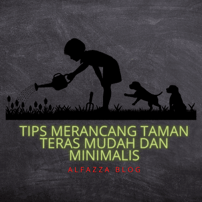 Tips Merancang Taman Teras Mudah dan Minimalis