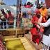 मुख्यमंत्री छत्तीसगढ़ श्री भूपेश बघेल ने किया माँ नर्मदा उद्गम मंदिर में पूजन