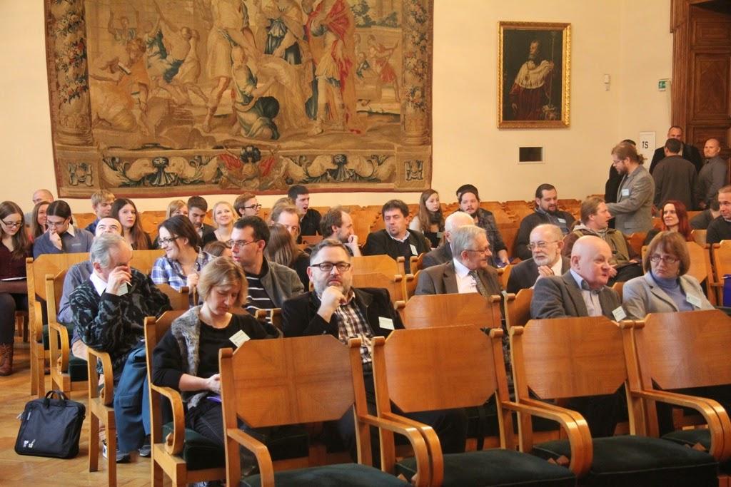 Konferencja Metody geofizyczne w archeologii polskiej (fot. J. Karmowski, K. Kiersnowski) - geof%2B%25284%2529.JPG
