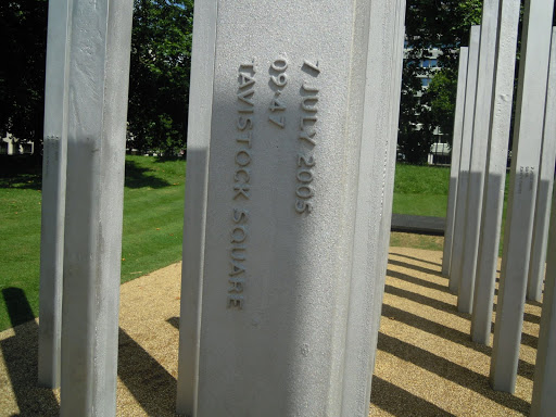 Hyde Park - 7 July Memorial