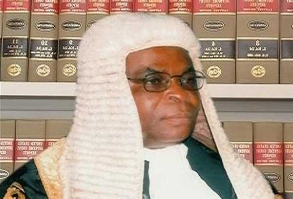 Justice Walter Onnoghen fails to appear in court, as FG employs former Kano State commissioner of Justice to prosecute him [SEE DETAILS INSIDE]