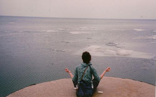 Meditation And Ocean, Yoga And Meditation