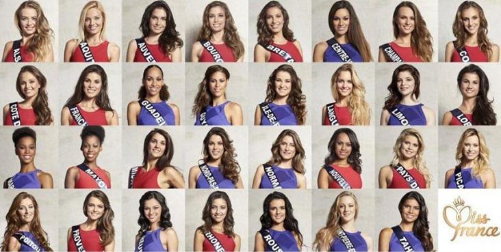 les-31-candidates-de-miss-france-2016