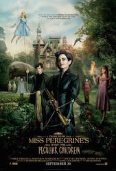 Miss Peregrine's Home for Peculiar Children - Mái Ấm Lạ Kỳ Của Cô Peregrine