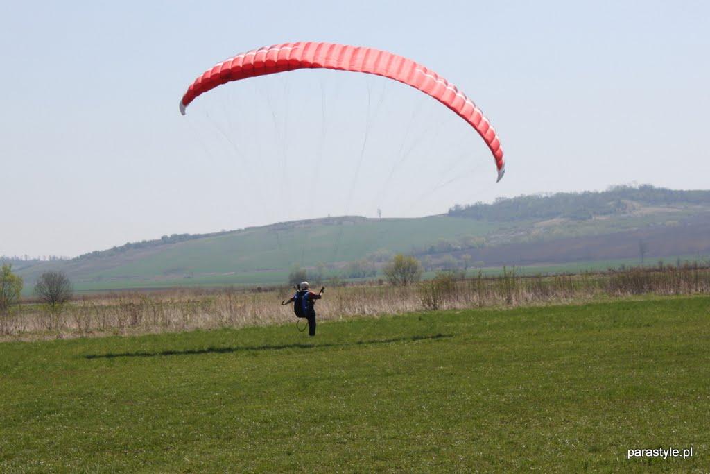 Szkolenia paralotniowe Kwiecień 2011 - IMG_5553.JPG
