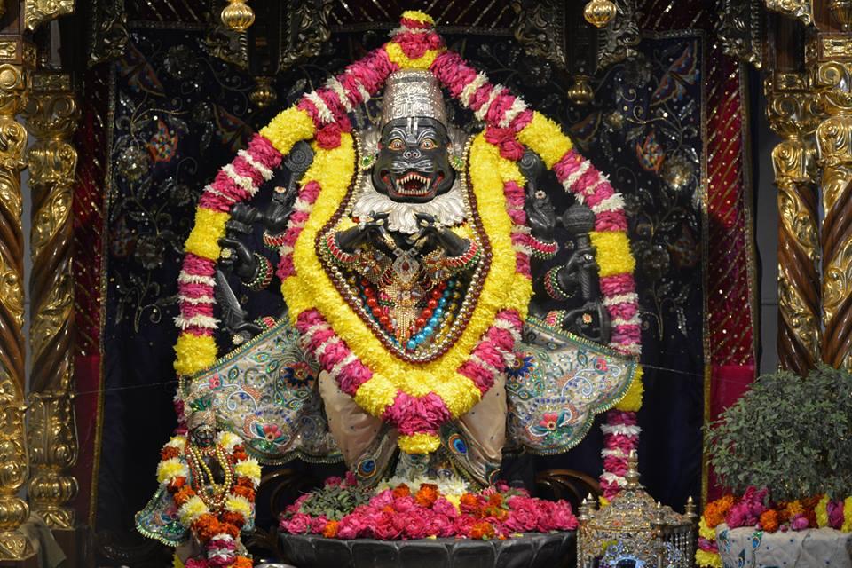 ISKCON Ujjain Deity Darshan 06 Jan 2017 (5)