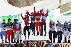 Austria wins gold!