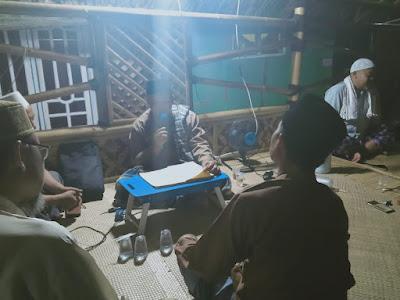 Kajian Perdana Kitab Al - Umm Karya Imam Asy-Syafe'i Di Saung Qur'an Al-Awwal Binaan Rumah Zakat Bekasi