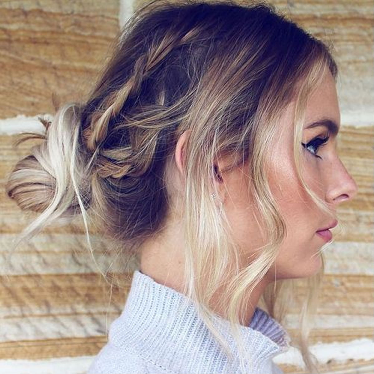Beautiful medium-length hairstyles 2018-2019 1