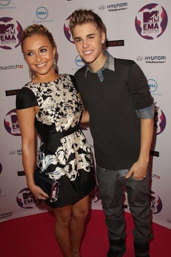 Красная дорожка MTV EMA 2011