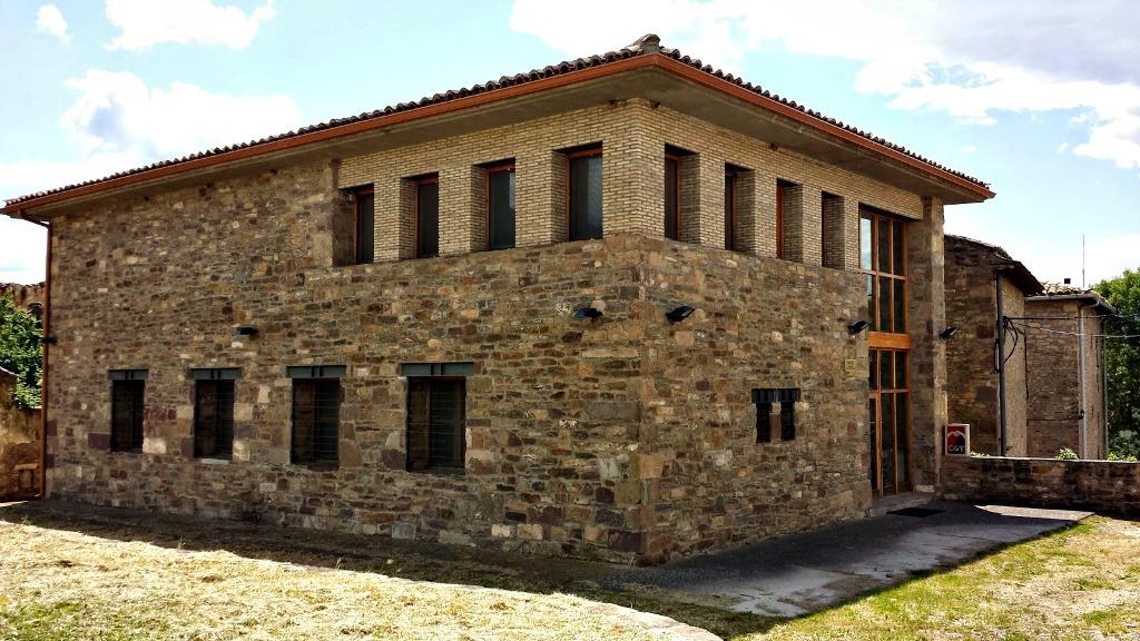 Albergue de Ruesta, Zaragoza, Camino Aragonés