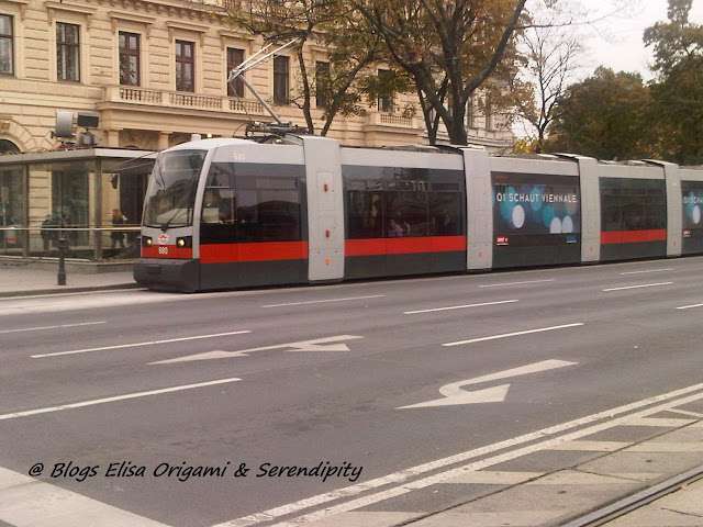 Tramway, Viena, Austria, Elisa N, Blog de Viajes, Lifestyle, Travel