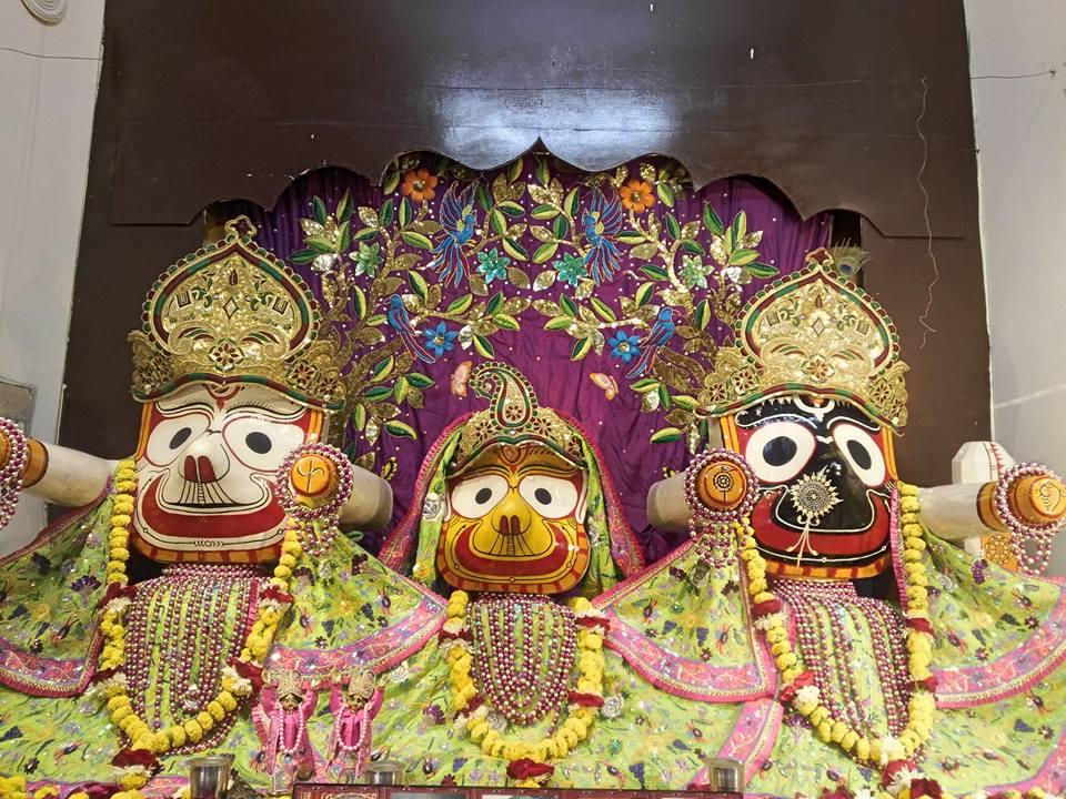 ISKCON Rajkot Deity Darshan 31 Dec 2016 (6)