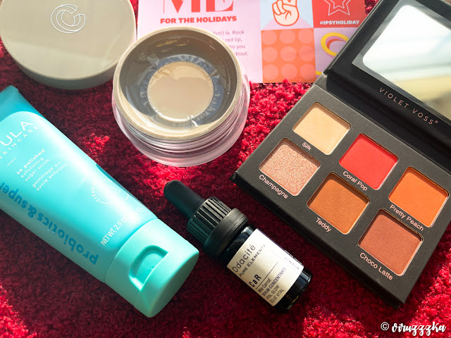 IPSY Glam Bag Plus December 2020 Unboxing Review