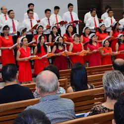 Christmas Choral Presentation 2016