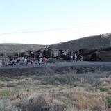 Mesa Coal Train Derailment 7/2/12 - Tony Eveland photo credit