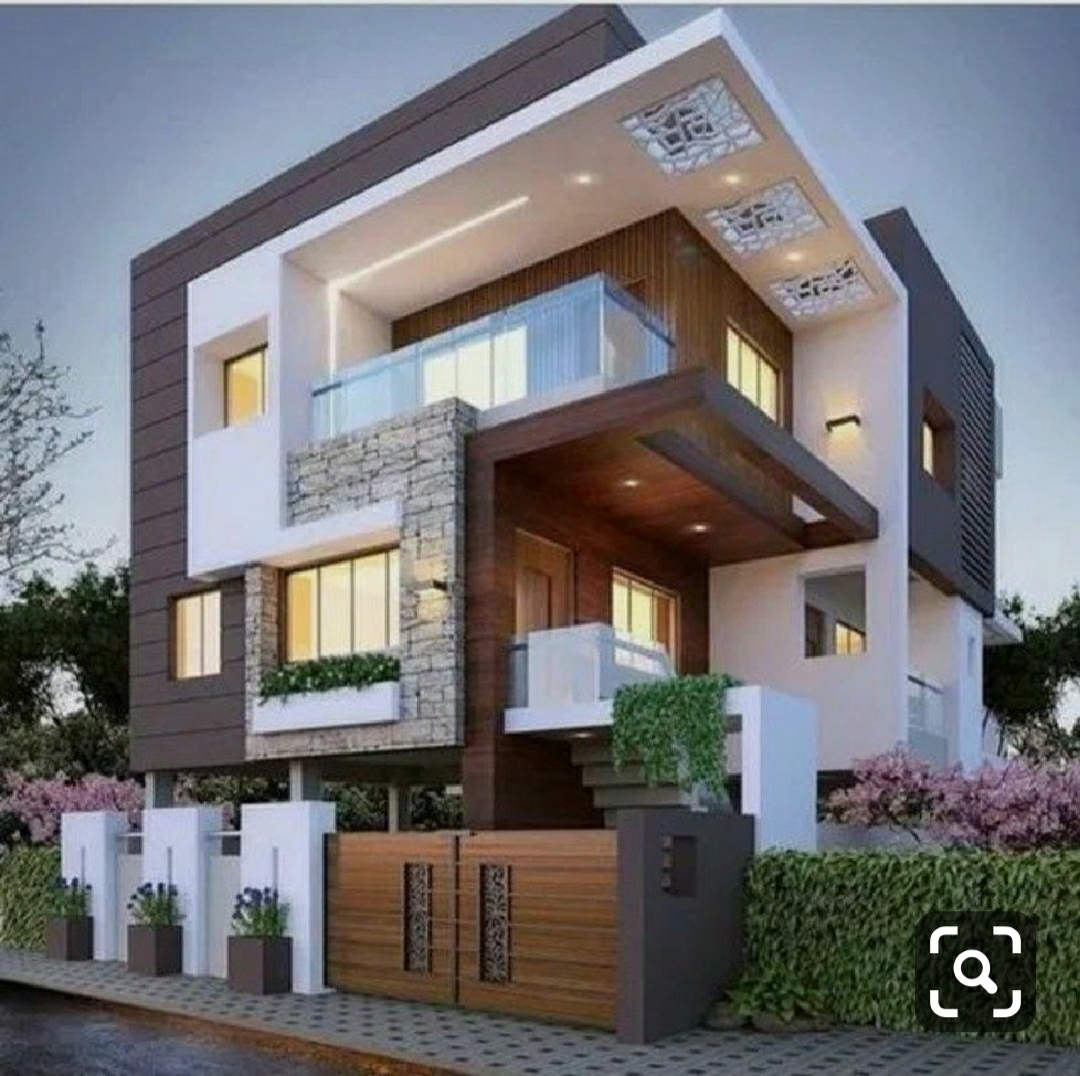Best Modern house design the new house plans work, which is best house  front design.