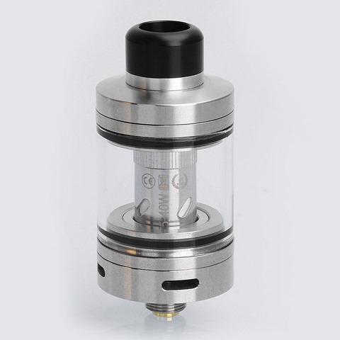 authentic-smokjoy-air-tank-pro-sub-ohm-tank-atomizer-silver-stainless-steel-2ml-22mm-diameter