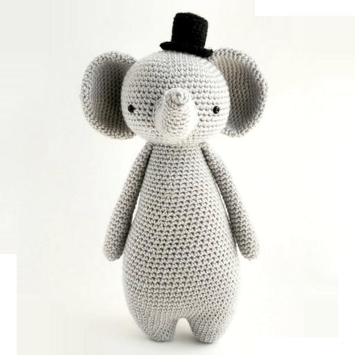 Magische ring haken – Crochet a magic Ring – Crochineer | 512x512