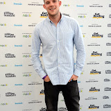 WWW.ENTSIMAGES.COM -   Russell Tovey    at   Get Reading festival at Trafalgar Square, London Organised by the Evening Standard in partnership with e-reader firm NOOK July 13th 2013                                             Photo Mobis Photos/OIC 0203 174 1069