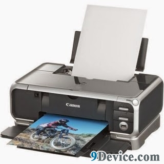 pic 1 - the right way to download Canon PIXMA iP4000 inkjet printer driver