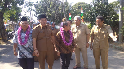 Badan akreditasi Nasional perwakilan Banten Sambangi SMA Negeri 7 Tangerang Selatan