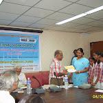 Make Science Comp Prize Distribution