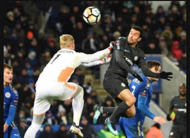 Leicester City 1 Chelsea 2 (aet) FA Cup match highlight